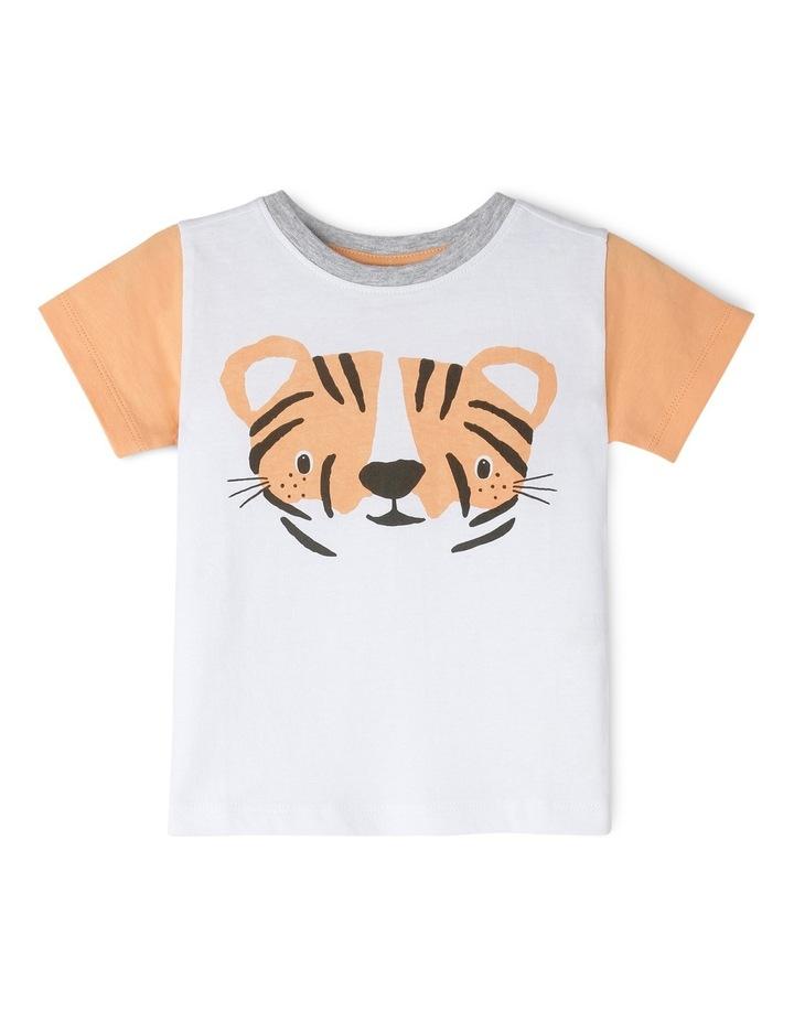 Boys Essential T/Shirt TBS19000-CW15. image 1