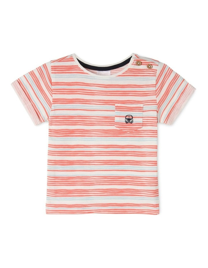 Striped Tee image 1