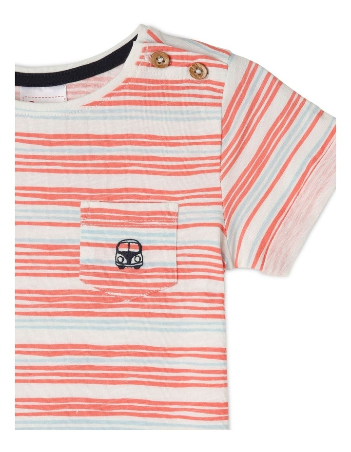 Striped Tee image 2