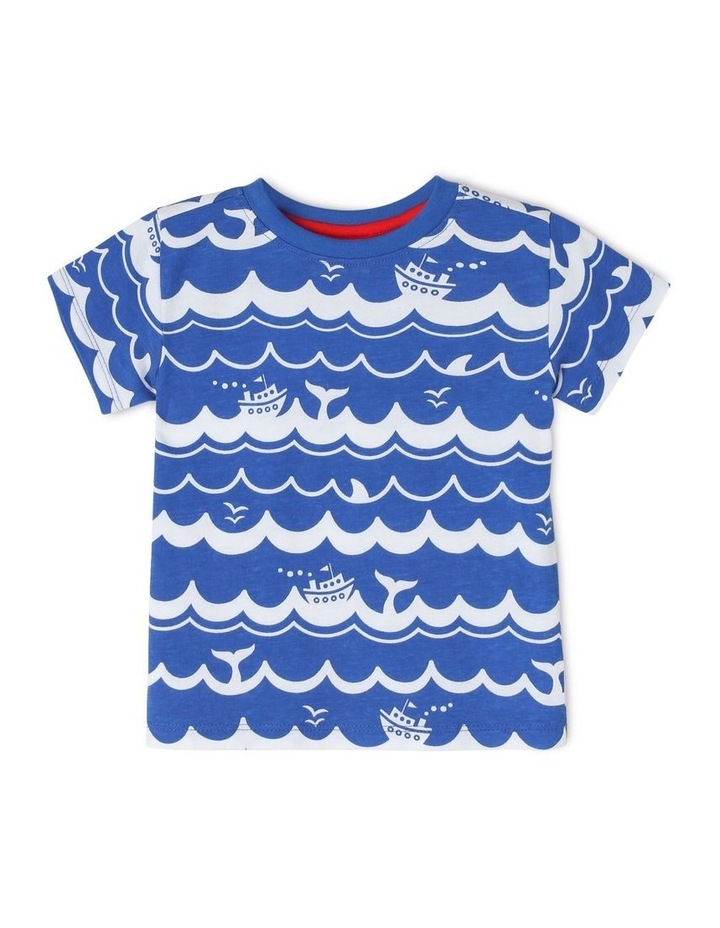 Essential Whale T-Shirt image 1
