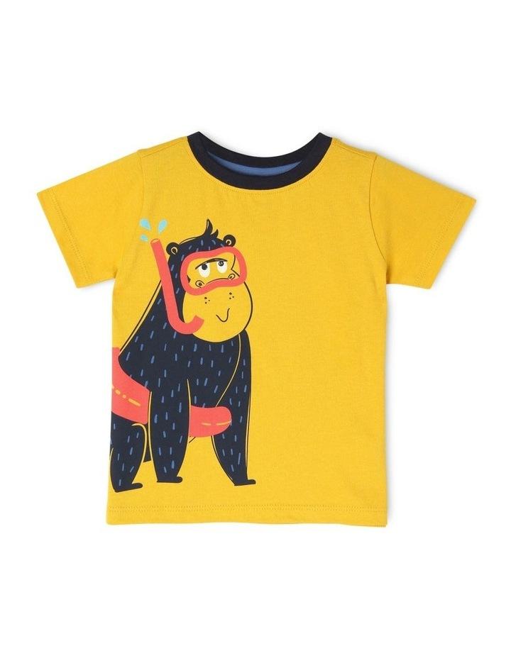 Essential Gorilla T-Shirt All Over Print T-Shirt image 1