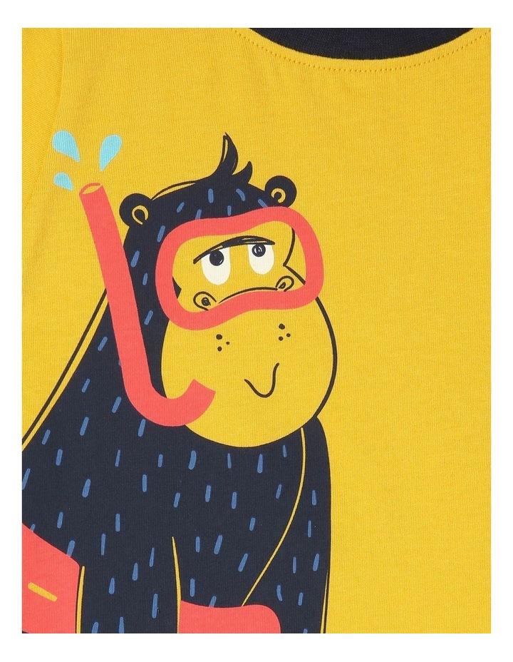 Essential Gorilla T-Shirt All Over Print T-Shirt image 2