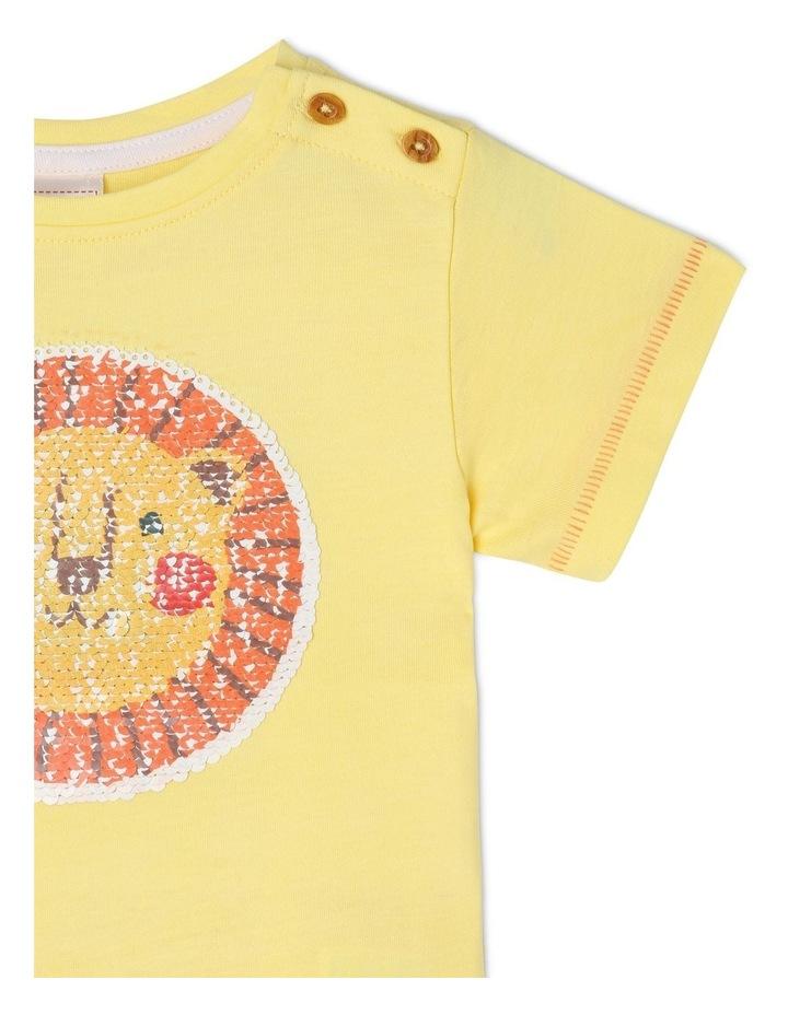 Sequin Lion T-Shirt image 2