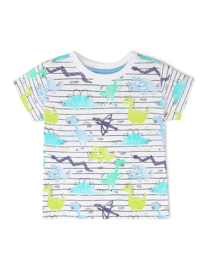 Boys Essential T-Shirt (Ages 0-2) image 1