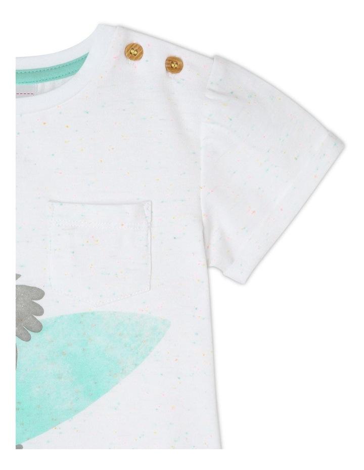 Australiana Surfing Koala T-Shirt image 3