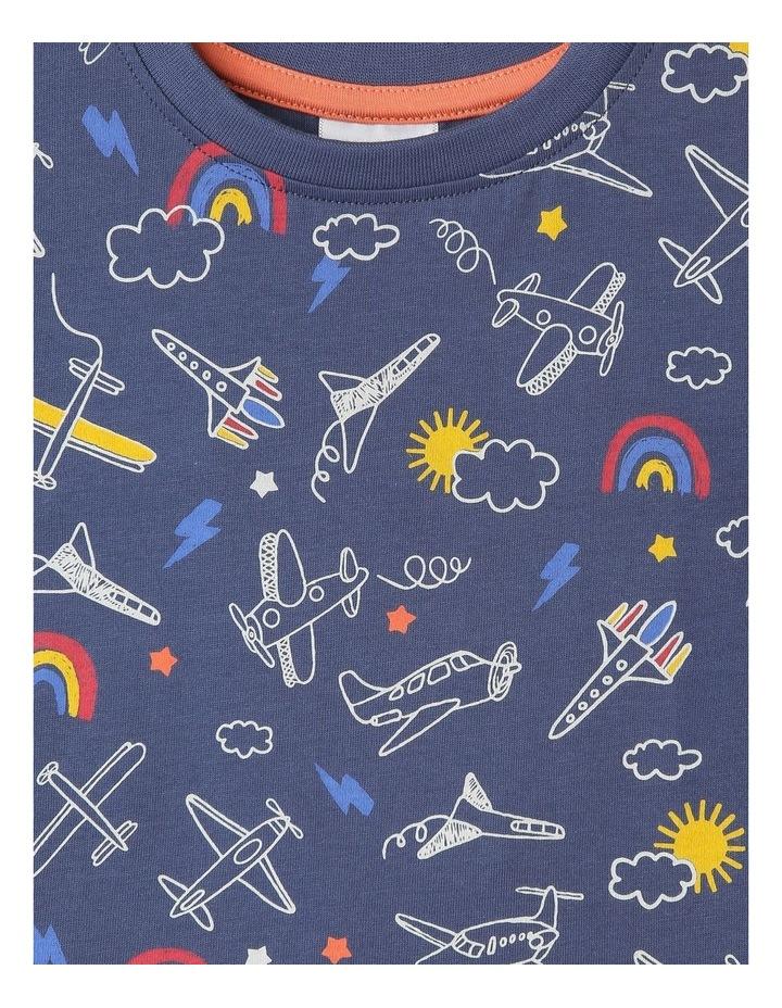 Essential Sky Hi All Over Print T-Shirt image 2