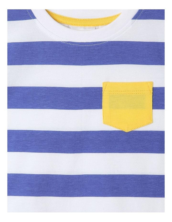 Essential Corny Stripe All Over Print T-Shirt image 2