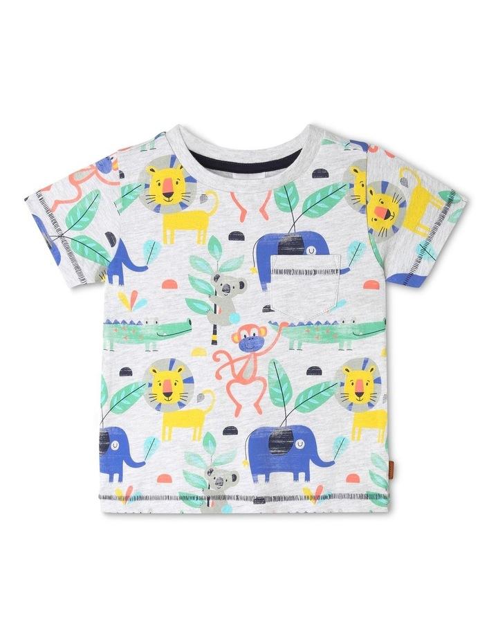 Koala Safari Print T-Shirt image 1