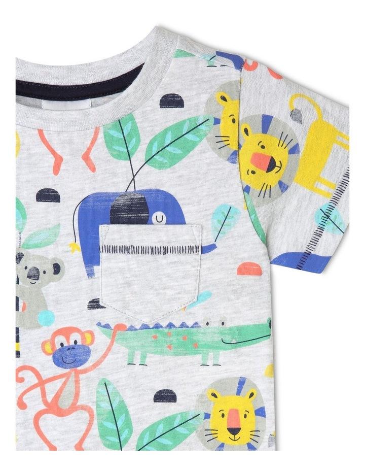 Koala Safari Print T-Shirt image 2