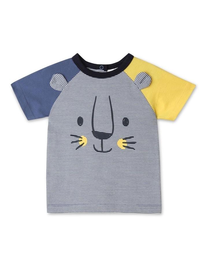 Sprout Raglan Lion T-Shirt image 1