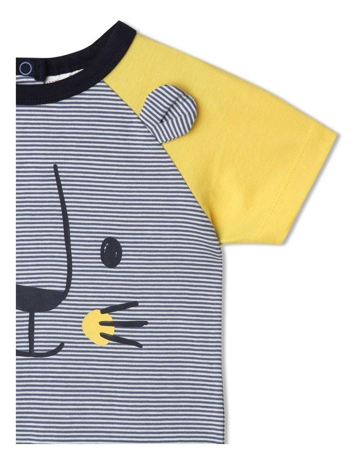 Sprout Raglan Lion T-Shirt image 3