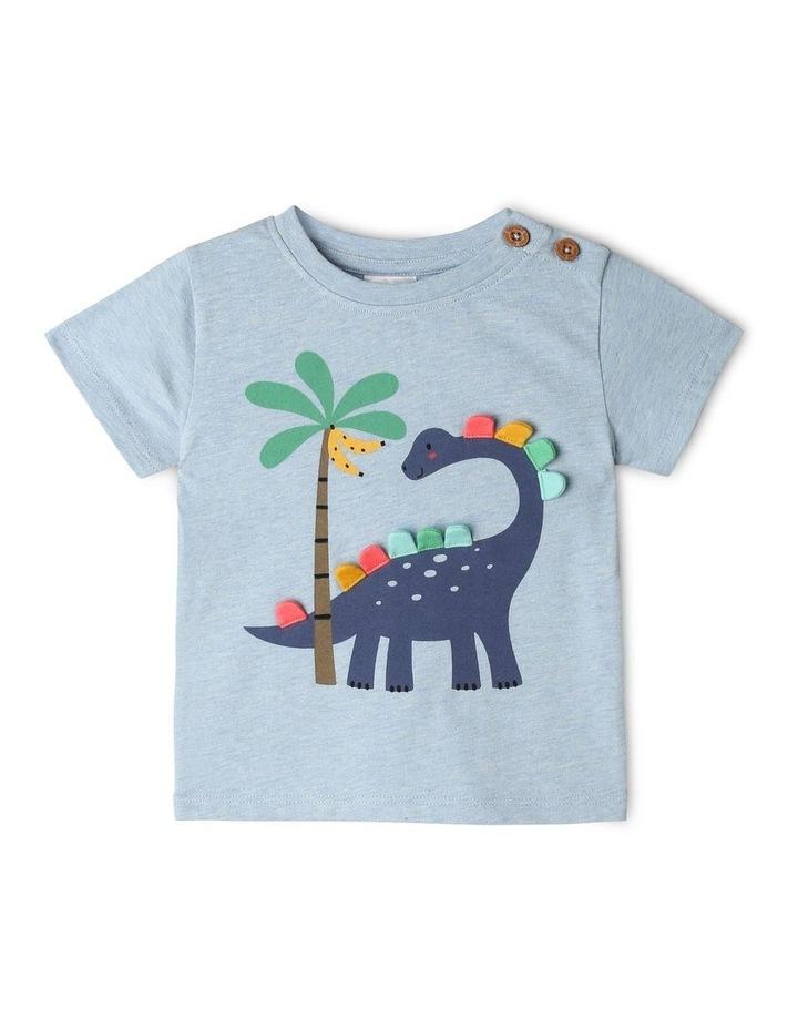 3D Diplosaurus T-Shirt image 1