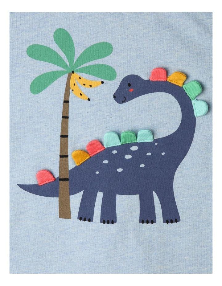 3D Diplosaurus T-Shirt image 2