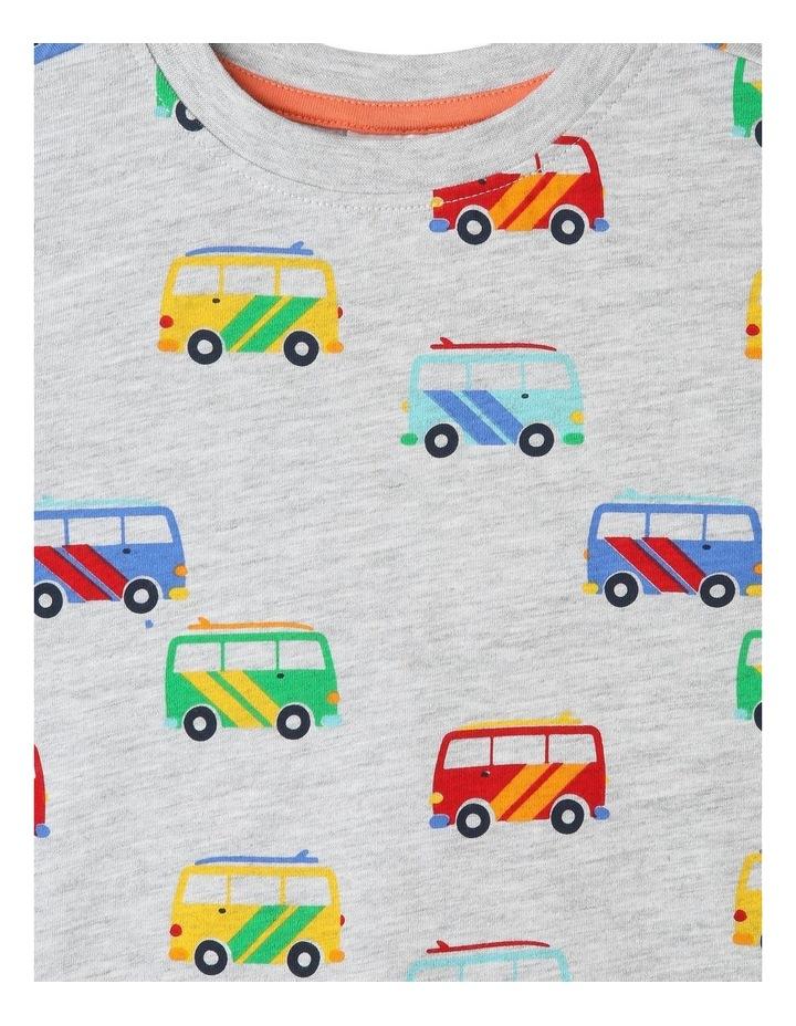 Sprout Essential Beach Vans T-shirt image 2