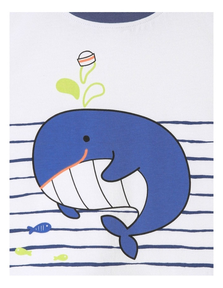 Essential Whale T-Shirt image 2