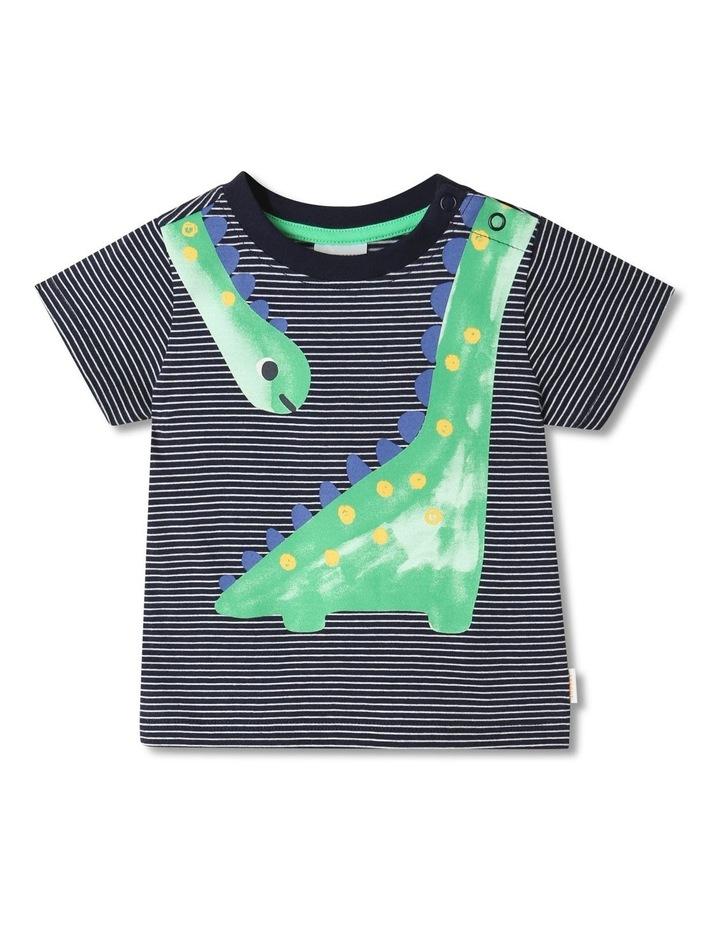 Essential Dino T-Shirt Midnight image 1
