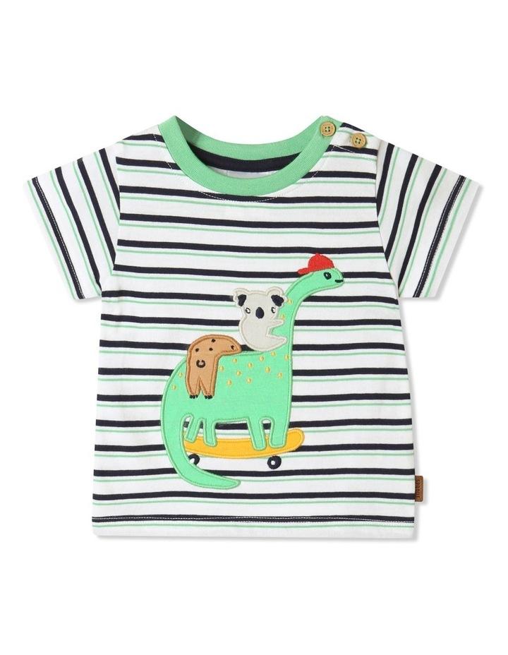 Skater Boiz T-Shirt Midnight image 1