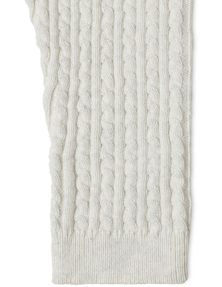 Organic Cable Knit Legging image 3