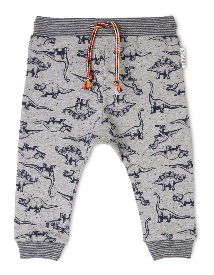 Dino Trackpant with Zip image 1