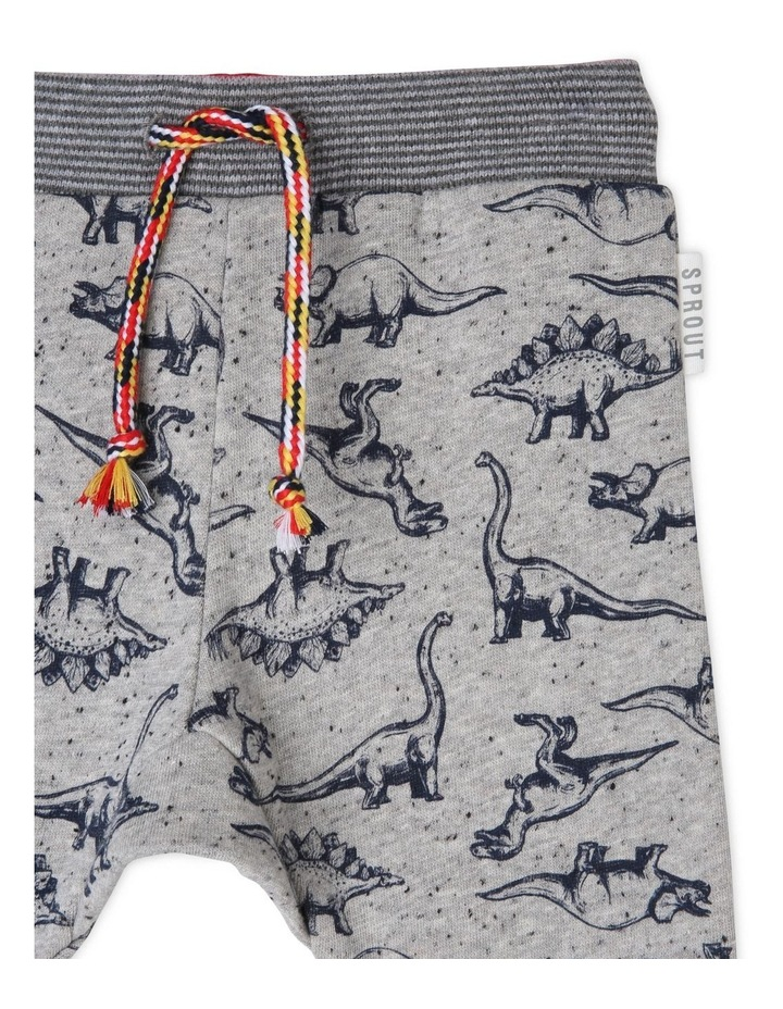 Dino Trackpant with Zip image 2
