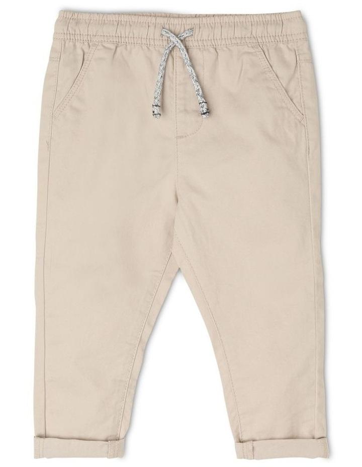 Pull On Chino Pants image 1