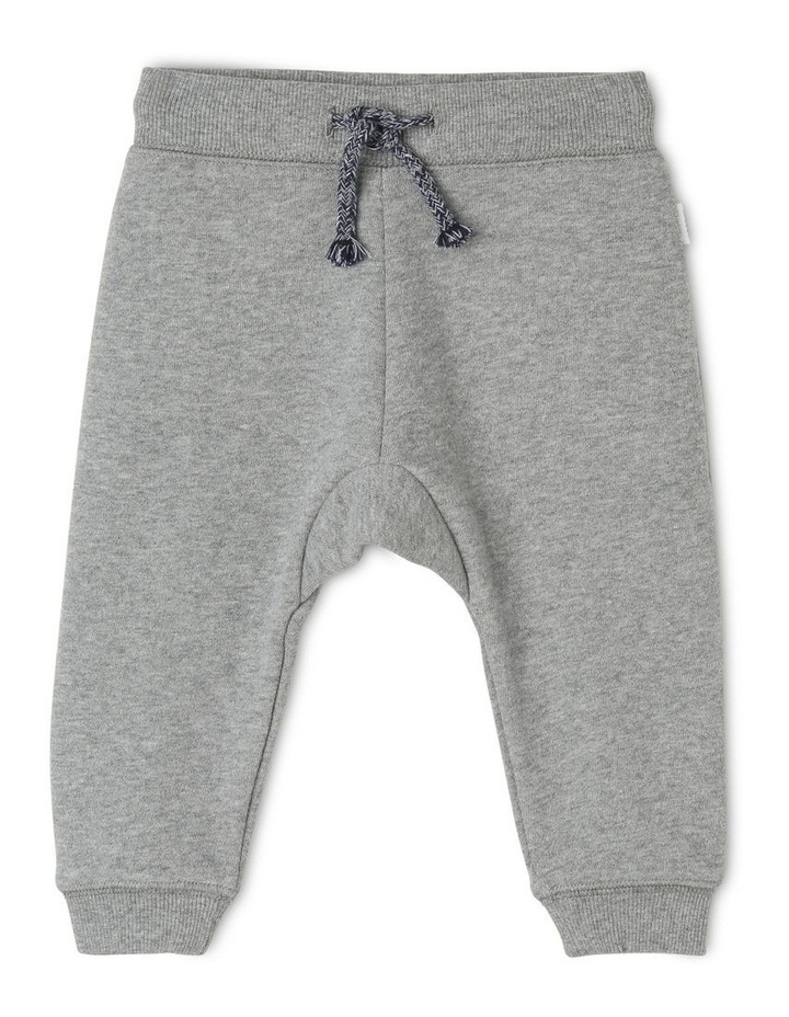 Essential Charcoal Trackpant image 1