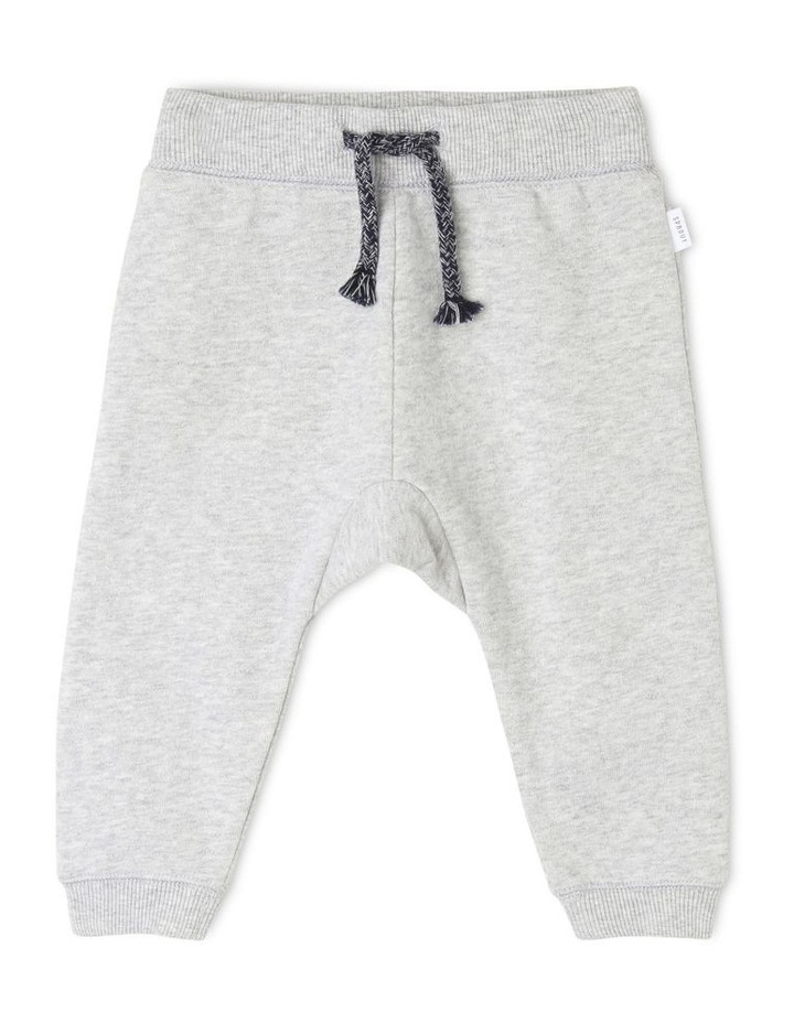 Essential Grey Trackpant image 1