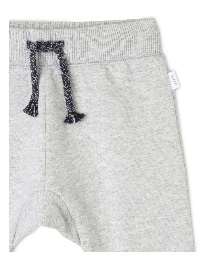 Essential Grey Trackpant image 2