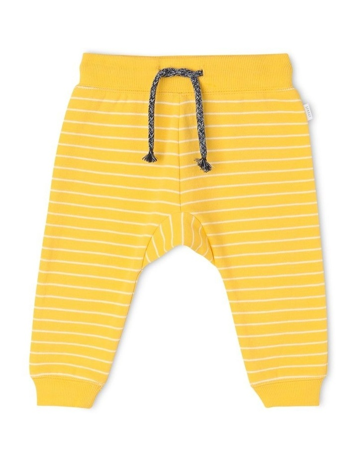 Essential Mustard Trackpant image 1