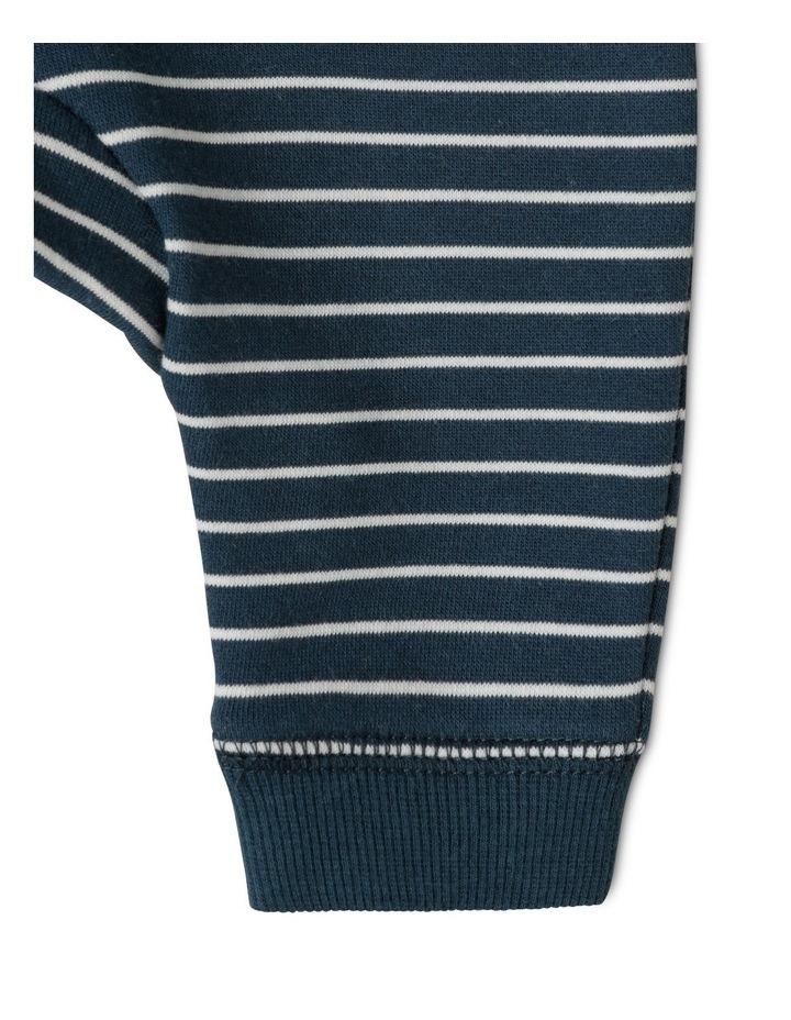 Organic Essential Stripe Trackpant image 3