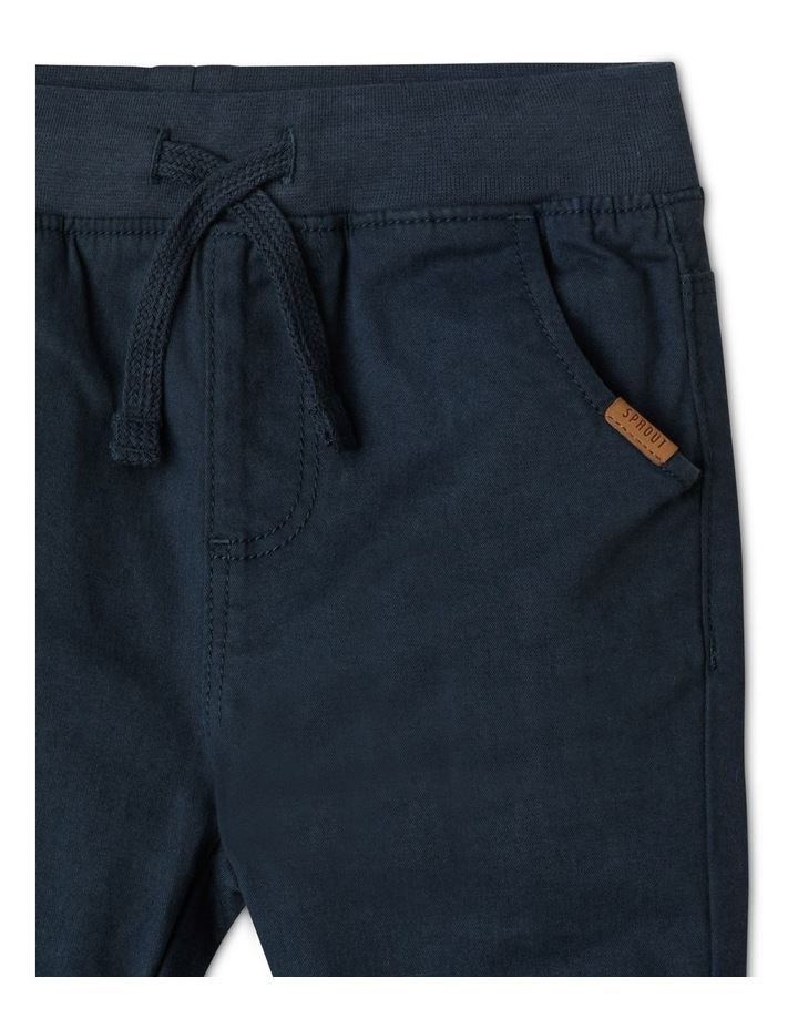 Ace Chino Pants Navy image 2
