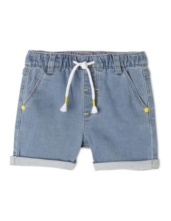Fashion Denim Shorts image 1