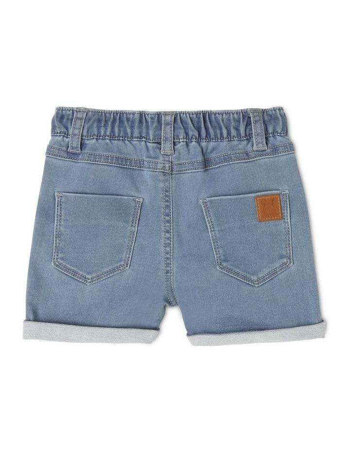 Fashion Denim Shorts image 2