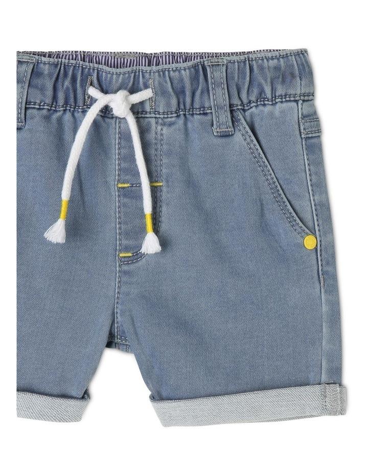 Fashion Denim Shorts image 3