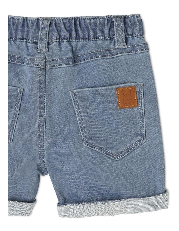 Fashion Denim Shorts image 4
