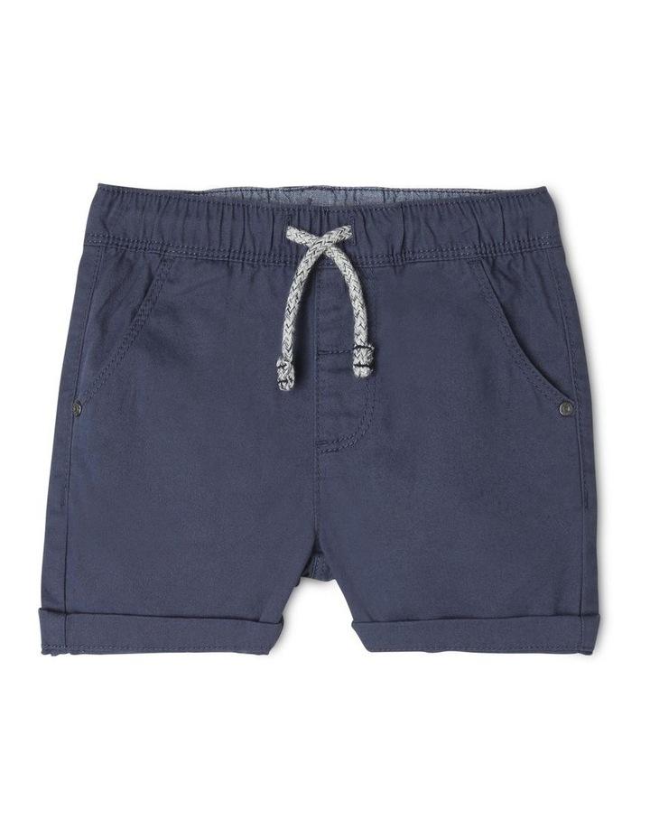 Essential Shorts - Indigo image 1
