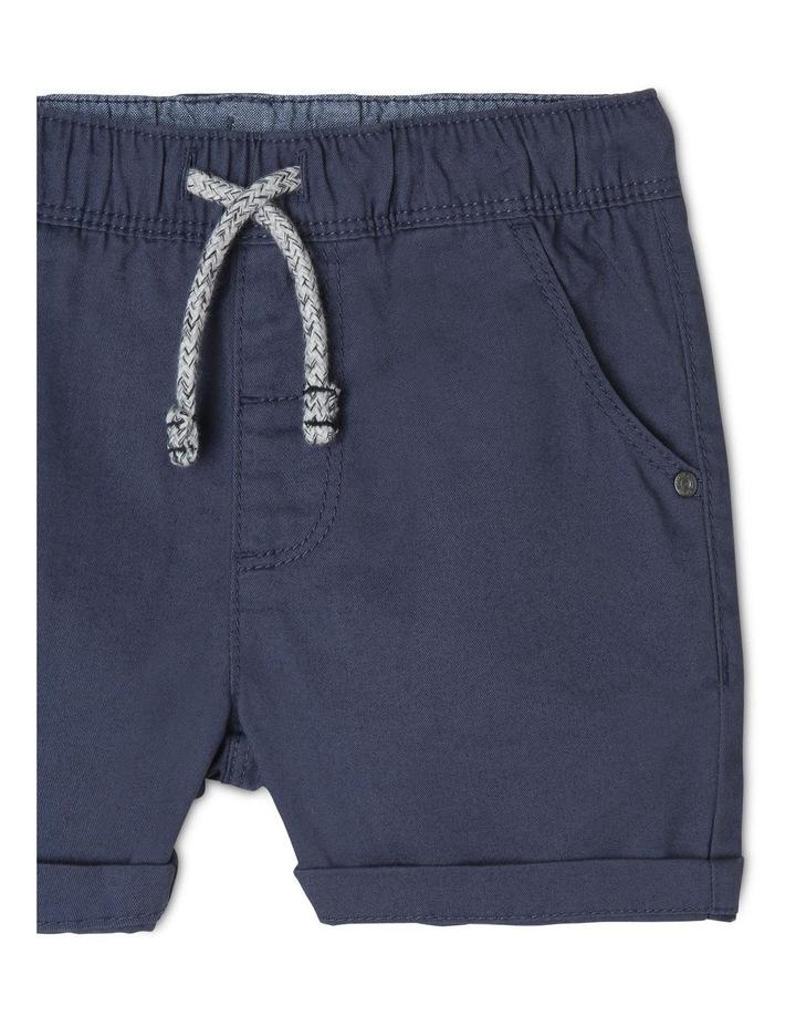 Essential Shorts - Indigo image 3