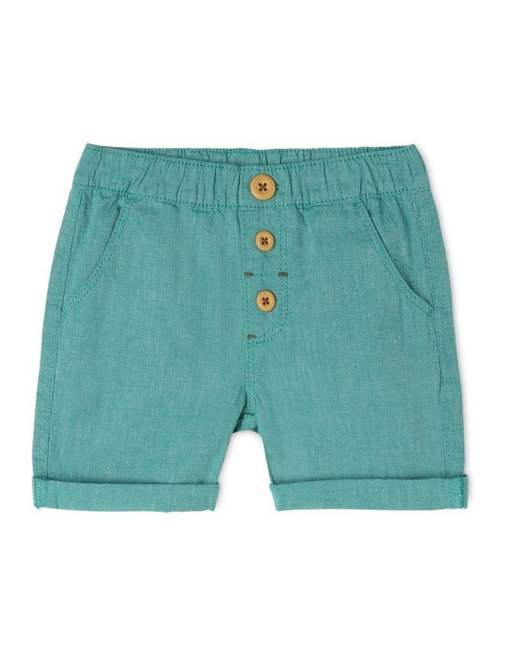 Pull-On Chino Shorts image 1