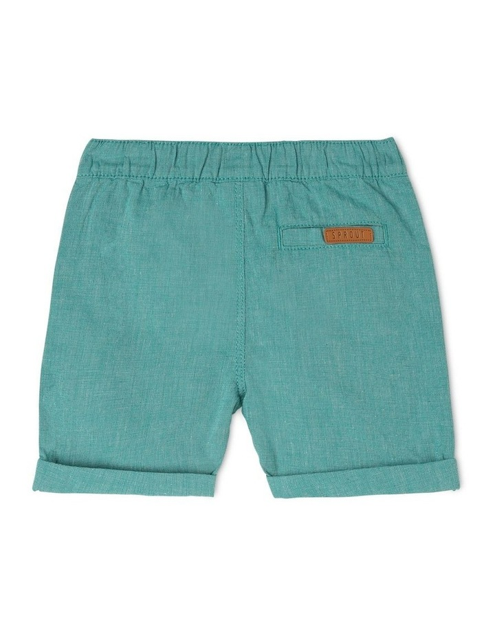 Pull-On Chino Shorts image 2