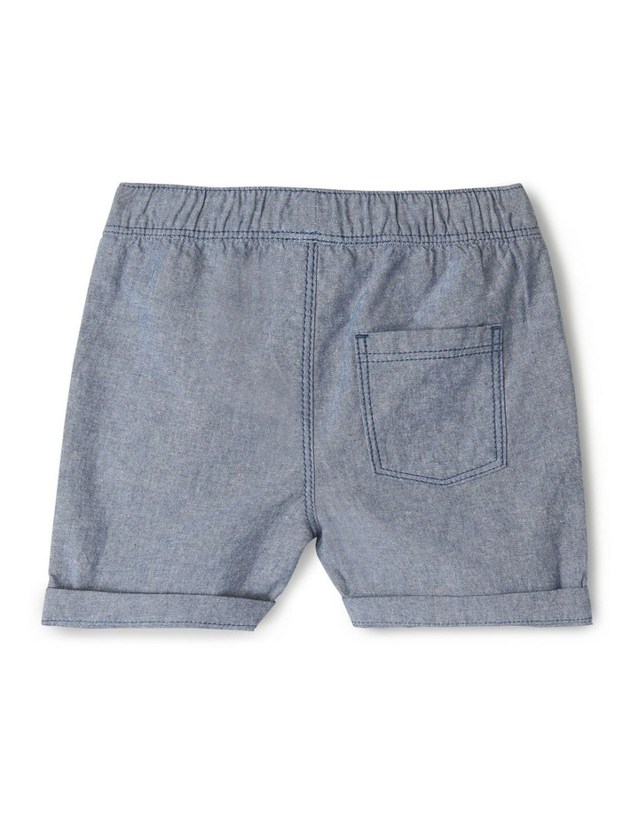 Essential Drawstring End On End Shorts image 2