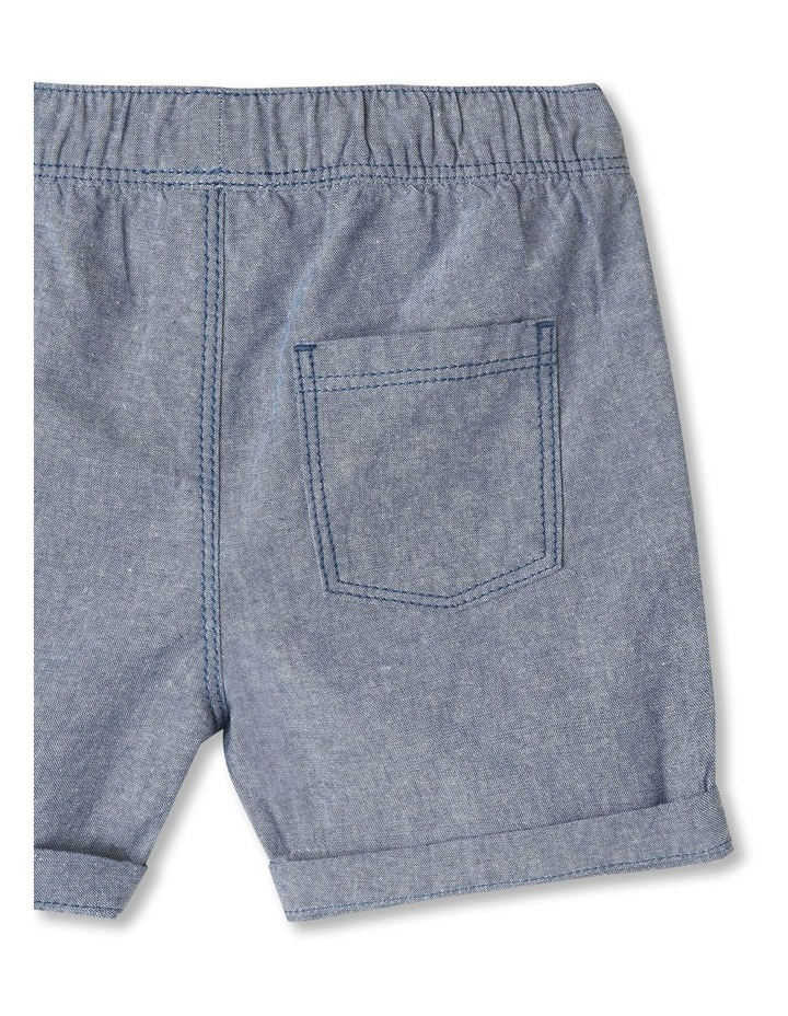 Essential Drawstring End On End Shorts image 4