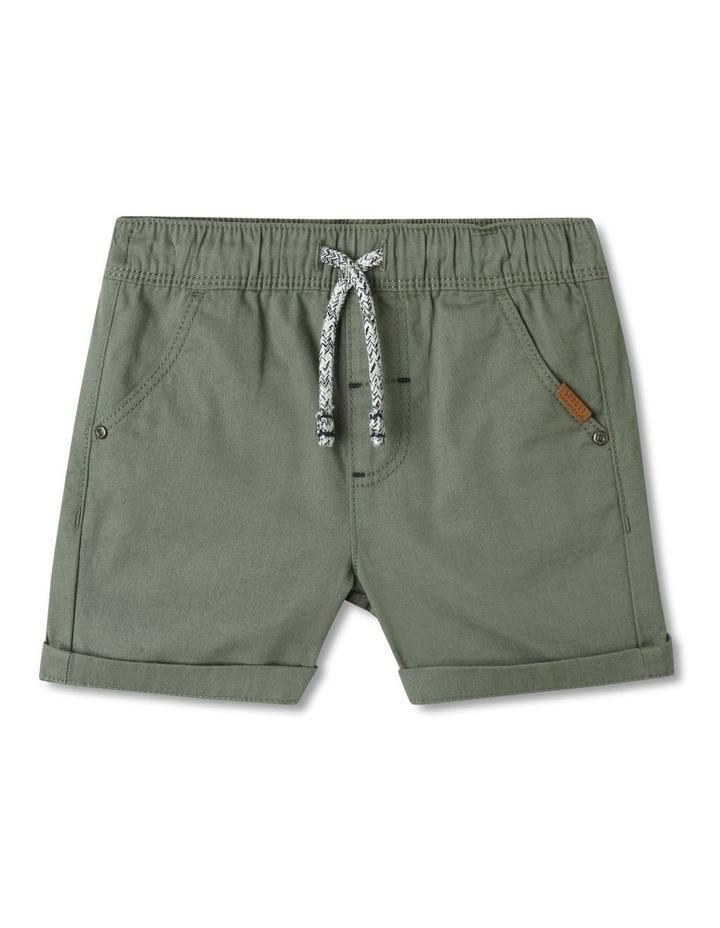 Essential Shorts Khaki image 1