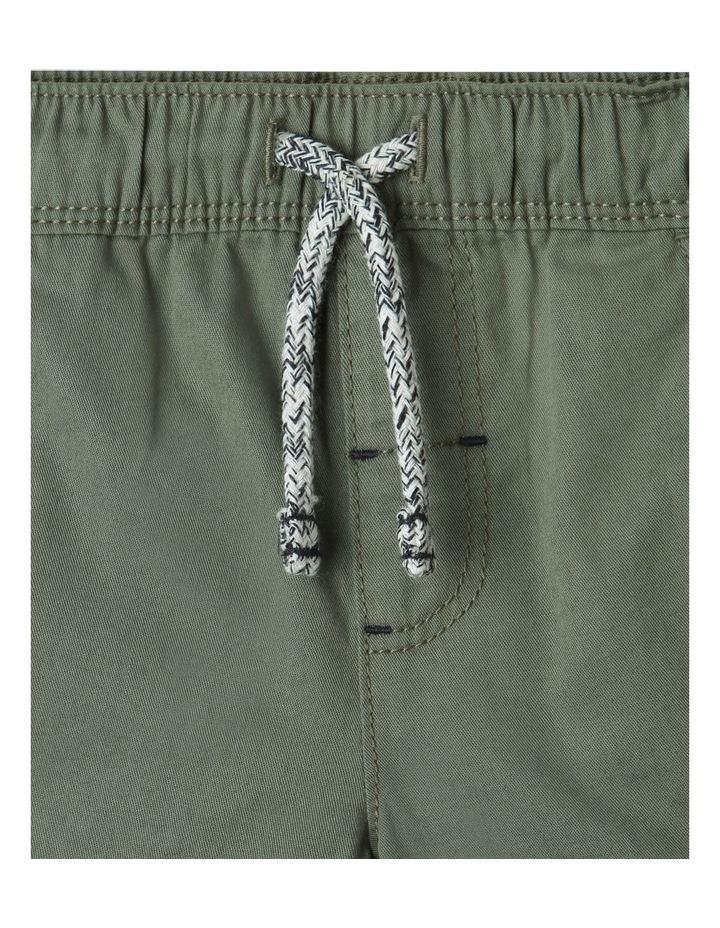 Essential Shorts Khaki image 3