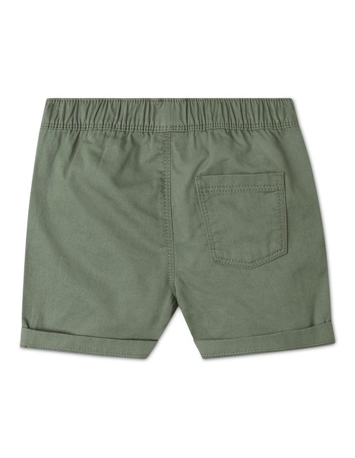 Essential Shorts Khaki image 4