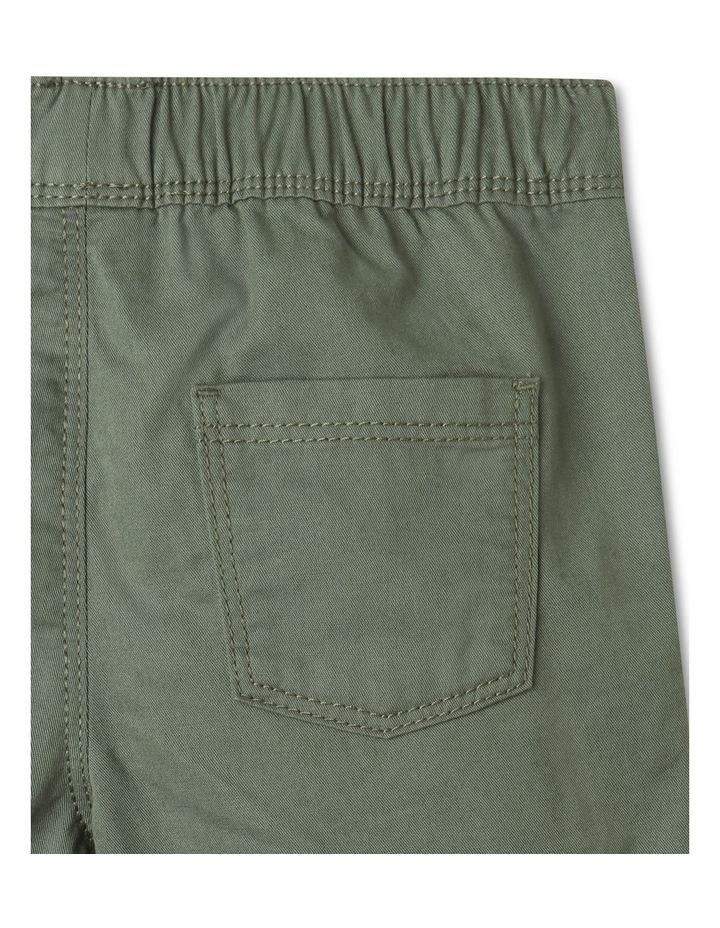 Essential Shorts Khaki image 5