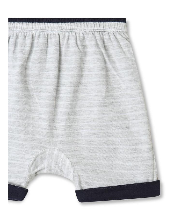 Organic Essential Reversible Shorts Dark Blue image 4