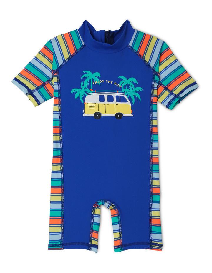 Boys S/S Swimsuit - Kombi Van image 1