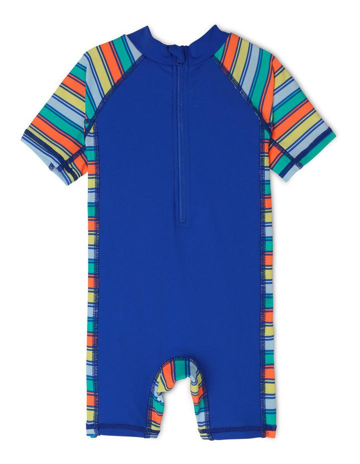 Boys S/S Swimsuit - Kombi Van image 2