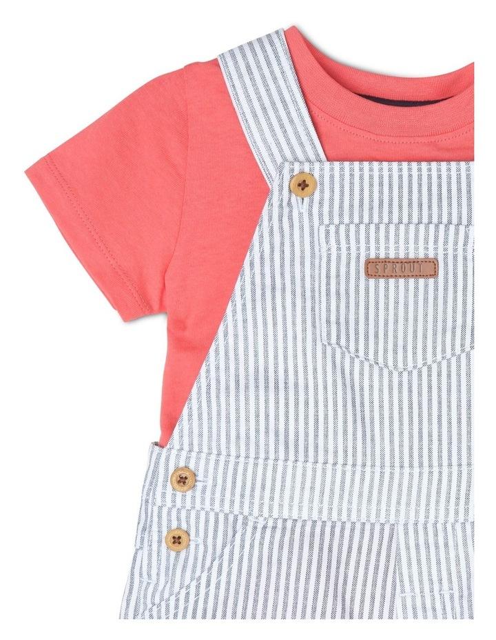 Overall & T-Shirt Set image 3