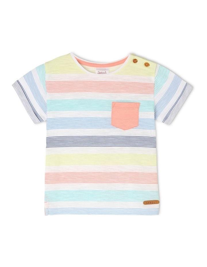 Fashion Stripe Tee image 1